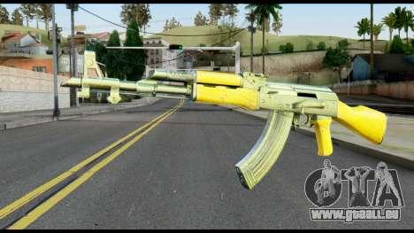 AK47 from Max Payne für GTA San Andreas