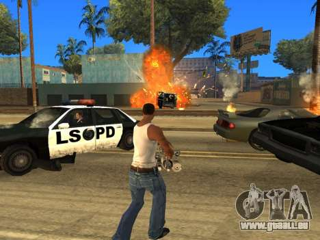 Overdose 1.6 New für GTA San Andreas her Screenshot