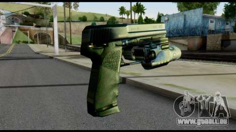 USP from Metal Gear Solid pour GTA San Andreas