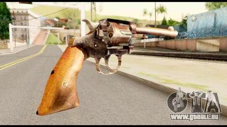 CSAA from Metal Gear Solid pour GTA San Andreas deuxième écran