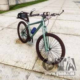 Polizei Mountainbike [ELS] für GTA 4