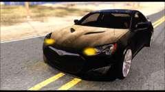 Hyundai Genesis Coupe 3.8 2013 für GTA San Andreas
