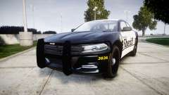 Dodge Charger 2015 County Sheriff [ELS] pour GTA 4