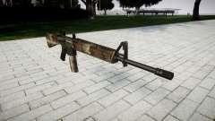Le M16A2 fusil erdl
