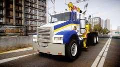 HVY Biff Indonesian Jasamarga Tow Truck [ELS]