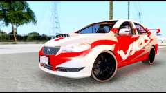 Toyota Vios TRD Racing