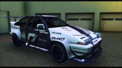 Toyota Corolla Trueno Team DMAC