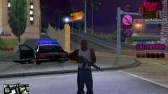 C-HUD Ballas TAWER pour GTA San Andreas