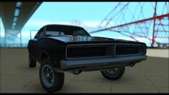 Dodge Charger RT hardtop für GTA San Andreas