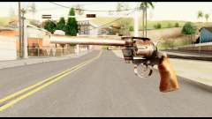 CSAA from Metal Gear Solid für GTA San Andreas