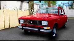Moskvich 2140 pour GTA San Andreas