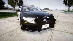 Ford Taurus 2014 County Sheriff [ELS] für GTA 4