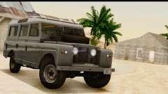 Land Rover Series IIa LWB Wagon 1962-1971 [IVF]