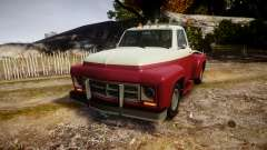 Vapid Towtruck Restored stripeless tires