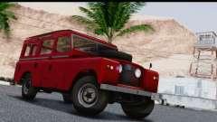 Land Rover Series IIa LWB Wagon 1962-1971