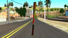 Baseball Bat with Blood für GTA San Andreas