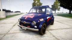 Fiat 695 Abarth SS Assetto Corse 1970 Red Bull