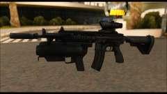 HK416 M320 Devgru