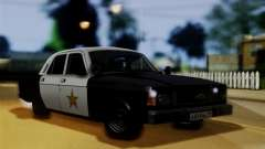 GAZ 3102 Volga - Sheriff