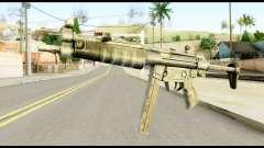 MP5 mit Zerlegt Butt