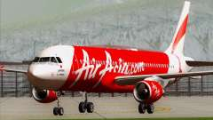 Airbus A320-200 Air Asia Japan pour GTA San Andreas