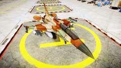 Lockheed F-16I Sufa Storm für GTA 4