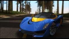 Grotti Turismo R v2 (GTA V)