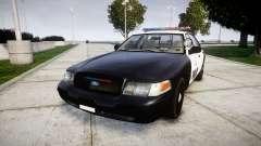 Ford Crown Victoria Ontario Police [ELS] pour GTA 4