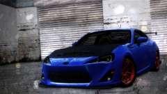 Subaru BRZ Drift Built für GTA San Andreas