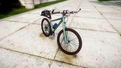 Polizei Mountainbike [ELS]