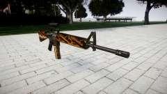 Die M16A2 Gewehr [optisch] tiger