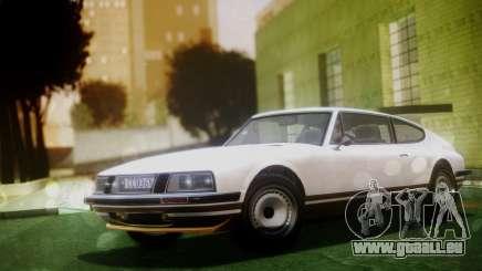 GTA 5 Lampadati Pigalle (IVF) für GTA San Andreas