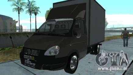 GAZel 3302 pour GTA San Andreas