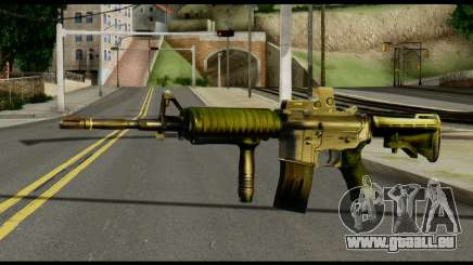 SOPMOD from Metal Gear Solid pour GTA San Andreas