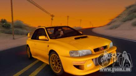 Subaru Impreza 22B STI (KATIL) pour GTA San Andreas