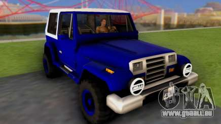 Messa Off-Road Styling pack v1 pour GTA San Andreas