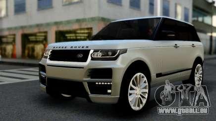 Range Rover IV 3.0 AT pour GTA San Andreas