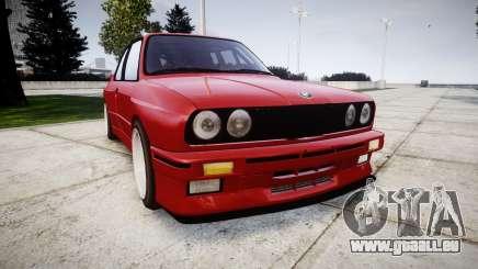 BMW E30 M3 pour GTA 4
