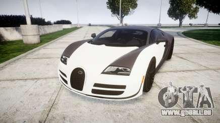 Bugatti Veyron 16.4 Super Sport [EPM] Carbon für GTA 4