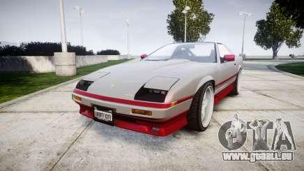 Imponte Ruiner GT pour GTA 4