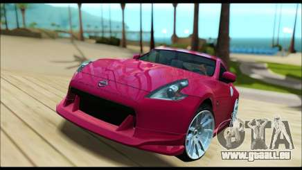 Nissan 370Z 2010 Stanced pour GTA San Andreas