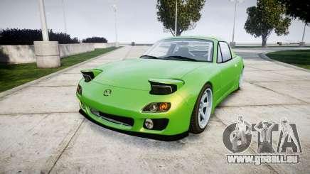 Mazda MX-7 für GTA 4