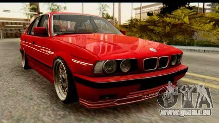 BMW M5 E34 Alpina pour GTA San Andreas