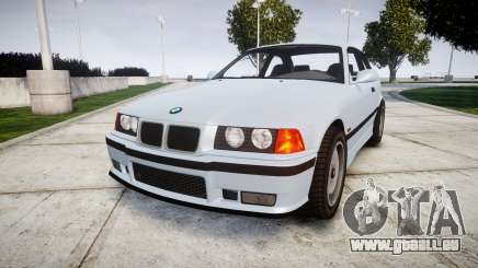 BMW E36 M3 [Updated] pour GTA 4