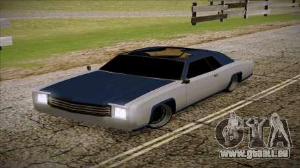 Buccaneer 2.0 pour GTA San Andreas