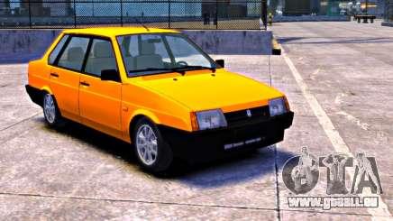 VAZ 21099 Stock pour GTA 4