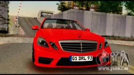 Mercedes-Benz E250 für GTA San Andreas