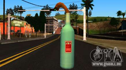 Molotov Cocktail from GTA 4 für GTA San Andreas
