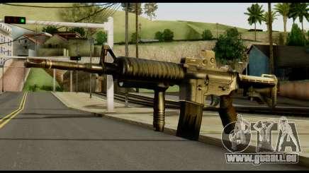 SOPMOD from Metal Gear Solid v2 pour GTA San Andreas