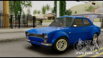 Ford Escort Mark 1 1970 pour GTA San Andreas